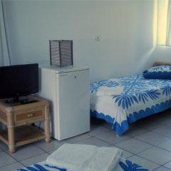 Отель Pension De La Plage 3* Стандартный номер с различными типами кроватей фото 4