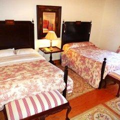 Hotel Rural Casa Viscondes Varzea 4* Стандартный семейный номер разные типы кроватей