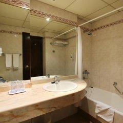 Отель Smy Costa del Sol 4* Стандартный номер с различными типами кроватей