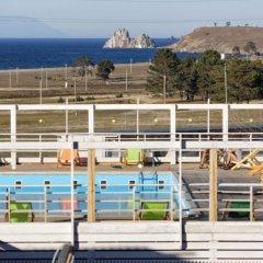 Гостиница Baikal View Hotel на Ольхоне отзывы, цены и фото номеров - забронировать гостиницу Baikal View Hotel онлайн Ольхон пляж фото 2