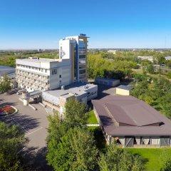Гостиница Cosmonaut Казахстан, Караганда - отзывы, цены и фото номеров - забронировать гостиницу Cosmonaut онлайн балкон