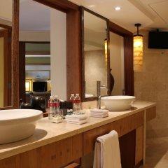 Отель Grand Hyatt Bali 5* Представительский люкс с различными типами кроватей фото 9