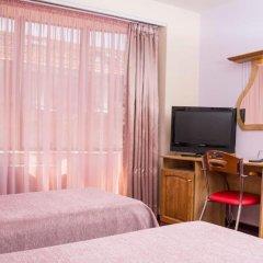 Отель Дафи 3* Стандартный номер с различными типами кроватей фото 12