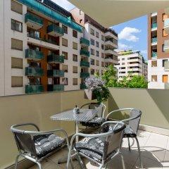 Апартаменты Sun Resort Apartments Улучшенные апартаменты с различными типами кроватей фото 11