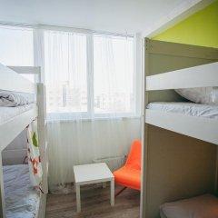 Hostel For You Кровать в общем номере с двухъярусной кроватью фото 14