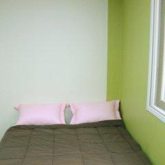Отель Patio 59 Hongdae Guesthouse 2* Стандартный номер с двуспальной кроватью фото 2