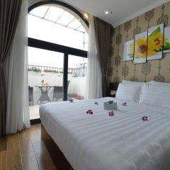 Hanoi Bella Rosa Suite Hotel 3* Стандартный номер с различными типами кроватей фото 3