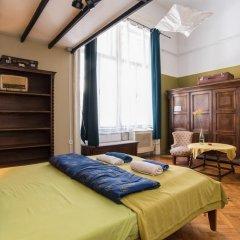 Home Made Hostel Студия с различными типами кроватей фото 9