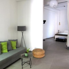 Отель Concierge Athens I 4* Апартаменты с 2 отдельными кроватями фото 17