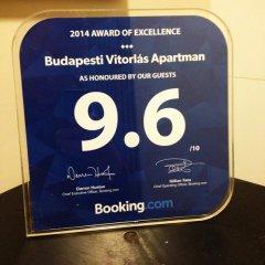 Отель Budapesti Vitorlás Apartman Будапешт городской автобус