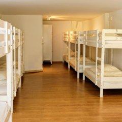 Oporto City Hostel Кровать в общем номере двухъярусные кровати фото 8