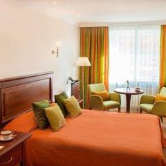 Отель Radi un Draugi 4* Стандартный номер с двуспальной кроватью фото 12
