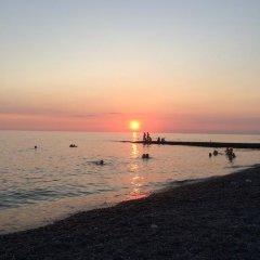 Гостиница Кристина пляж