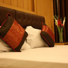 Hotel Apra International 3* Номер Делюкс с различными типами кроватей фото 3