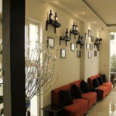 Noble Boutique Hotel Hanoi 3* Люкс с различными типами кроватей фото 4