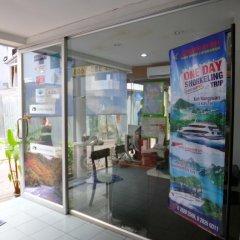Отель Sawasdee Welcome Inn Таиланд, Бангкок - 3 отзыва об отеле, цены и фото номеров - забронировать отель Sawasdee Welcome Inn онлайн интерьер отеля фото 2