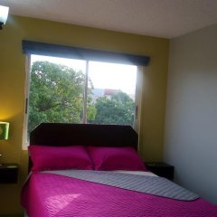 Отель Hylton New Kingston Апартаменты с различными типами кроватей фото 14