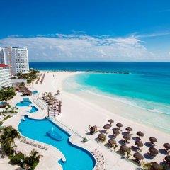 Отель Krystal Cancun Мексика, Канкун - 2 отзыва об отеле, цены и фото номеров - забронировать отель Krystal Cancun онлайн бассейн фото 2