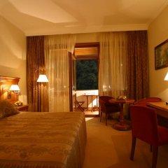 Гранд Отель Поляна 5* Номер Делюкс с двуспальной кроватью фото 3