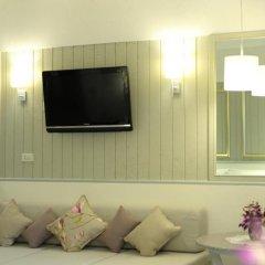 Отель Katathani Phuket Beach Resort 5* Номер Делюкс с двуспальной кроватью фото 19
