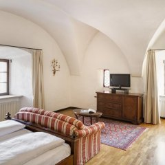 Hotel Castel Rundegg 4* Номер Делюкс фото 5