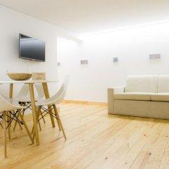 Отель Páteo Saudade Lofts 3* Апартаменты с различными типами кроватей фото 14