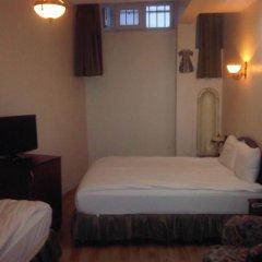 Basileus Hotel 3* Номер Эконом разные типы кроватей фото 2