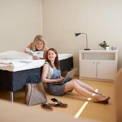 Отель Both Helsinki Номер Эконом с разными типами кроватей фото 3