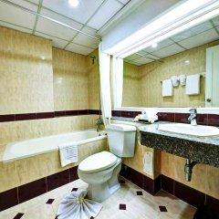 Jomtien Garden Hotel & Resort 4* Номер Делюкс с различными типами кроватей фото 21