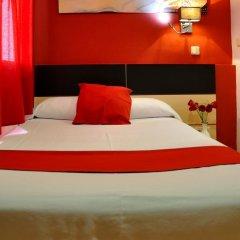 Отель Hostal Falfes Стандартный номер с двуспальной кроватью (общая ванная комната) фото 2