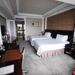 Shan Dong Hotel 4* Улучшенный номер с 2 отдельными кроватями фото 8