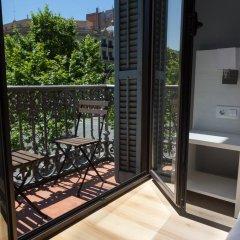 Отель Hostalin Barcelona Gran Via 3* Стандартный номер с различными типами кроватей фото 4