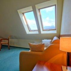 Отель Pensjonat Cicha Woda Косцелиско удобства в номере