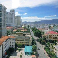 Nha Trang Palace Hotel 3* Улучшенный номер с различными типами кроватей