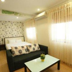Апартаменты Song Hung Apartments Улучшенные апартаменты с различными типами кроватей фото 39