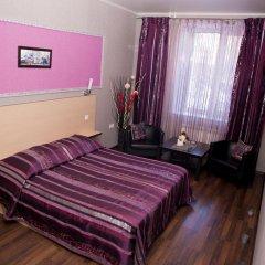 Бизнес-Отель City Номер Комфорт разные типы кроватей фото 3