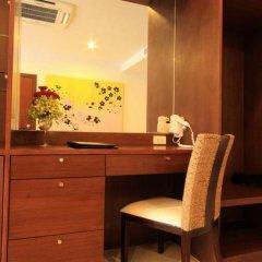 Отель Ramada by Wyndham Aonang Krabi 4* Улучшенный номер с различными типами кроватей фото 9