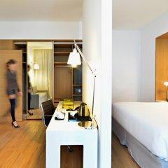 Отель Hilton Garden Inn Milan North 4* Стандартный семейный номер с двуспальной кроватью фото 4