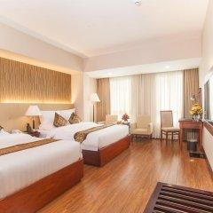 Nhat Ha 1 Hotel 3* Номер Делюкс с различными типами кроватей фото 3