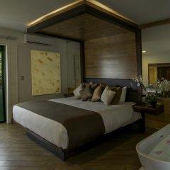Magic Blue Boutique Hotel 4* Улучшенный номер с различными типами кроватей фото 4