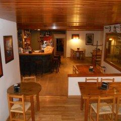 Отель Pension Casa Vicenta гостиничный бар