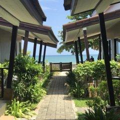 Отель Dang Sea Beach Bungalow 3* Бунгало