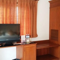 Отель Jomtien Boathouse 3* Стандартный номер с различными типами кроватей фото 15