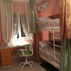 Хостел Вселенная Кровать в общем номере с двухъярусными кроватями фото 32