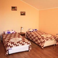 Гостиница Pale Номер Комфорт двуспальная кровать