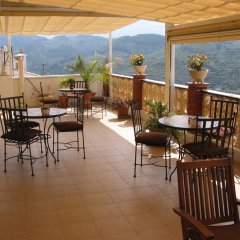 Отель B&B Villa Pico питание