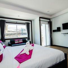 Colora Hotel 3* Номер Делюкс с двуспальной кроватью фото 6