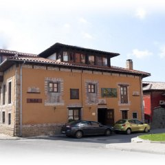 Отель Luna del Valle парковка