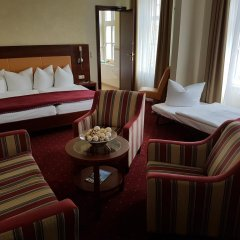 Hotel Arena City комната для гостей