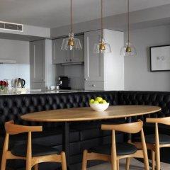 Апартаменты Cheval Knightsbridge Apartments Лондон питание фото 2